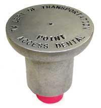 2 Quot Diameter Rebar Caps Fth3200