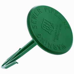 Soil markers for utilities sm400u for Utility of soil
