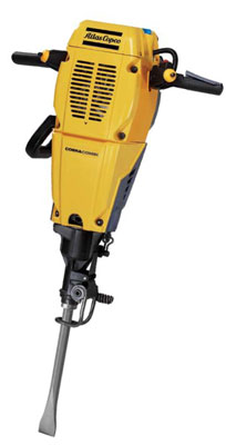 Atlas Copco Cobra Combi - Gas powered drill & breaker
