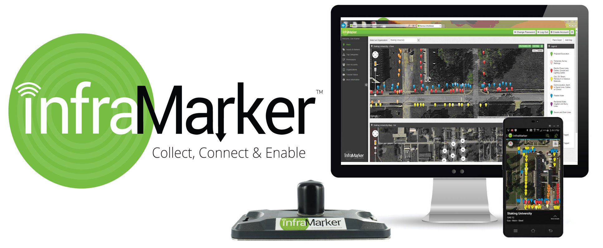 InfraMarker Software Options