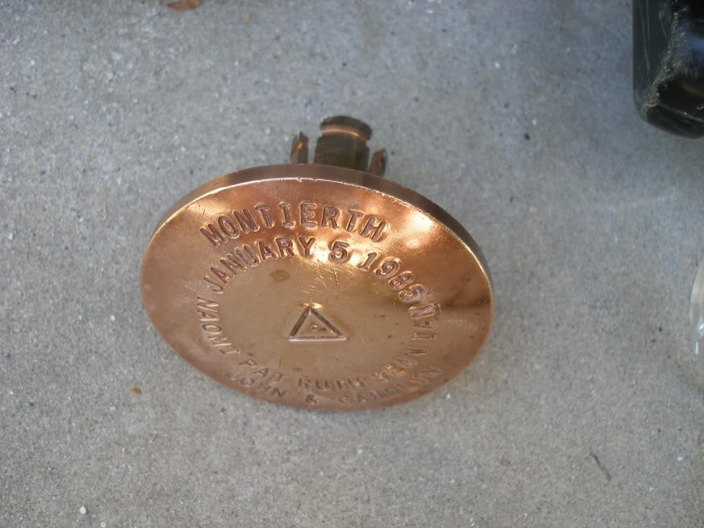 Bronze Versus Brass Survey Markers Inframarker