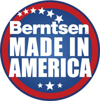 Berntsen Made In America logo