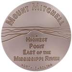 Mount Mitchell Survey Monument