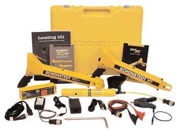 Schonstedt MPC Magnetic, Pipe & Cable Locator Kit