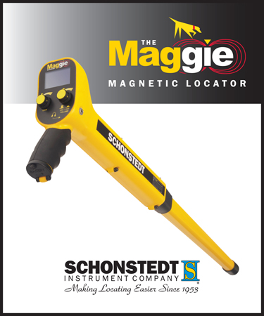 Schonstedt Maggie Magnetic Locator