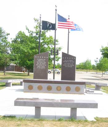 Sun Prairie Area Veterans Memorial