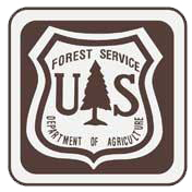 U.S. Forest Service Trail Sign