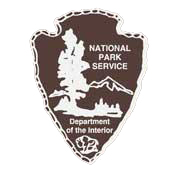 National Park Service Trail Sign