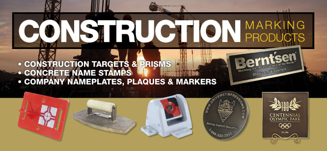 Construction Marking Products