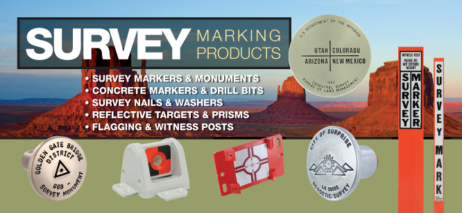 Survey Marking Products